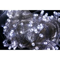 Lampki choinkowe 300 LED BIAŁE