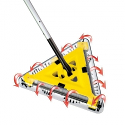 Odkurzacz bezprzewodowy - model trójkątny